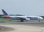 goshiさんが、成田国際空港で撮影したアメリカン航空 777-223/ERの航空フォト(写真)