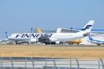 amagoさんが、成田国際空港で撮影したフィンエアー A330-302Xの航空フォト(写真)