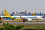 panchiさんが、成田国際空港で撮影したセブパシフィック航空 A320-214の航空フォト(写真)