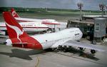 sakuraさんが、成田国際空港で撮影したカンタス航空 747-338の航空フォト(写真)