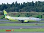 goshiさんが、成田国際空港で撮影したジンエアー 737-86Nの航空フォト(写真)