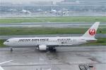 goshiさんが、羽田空港で撮影した日本航空 767-346の航空フォト(写真)