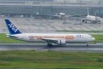 goshiさんが、羽田空港で撮影した全日空 767-381/ERの航空フォト(写真)