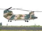 ジャトコさんが、松島基地で撮影した航空自衛隊 CH-47J/LRの航空フォト(写真)