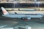 unknownさんが、羽田空港で撮影した日本航空 767-346/ERの航空フォト(写真)