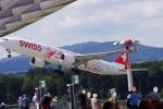 yusuke@HNDさんが、チューリッヒ空港で撮影したスイスインターナショナルエアラインズ 777-3DE/ERの航空フォト(写真)