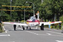 あずち88さんが、岐阜基地で撮影した航空自衛隊 T-3の航空フォト(写真)