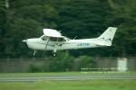 かみきりむしさんが、名古屋飛行場で撮影した学校法人ヒラタ学園 航空事業本部 172S Skyhawk SPの航空フォト(写真)