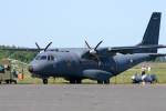 Echo-Kiloさんが、ラッペーンランタ空港で撮影したフランス空軍 CN-235M-200の航空フォト(写真)