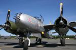 Echo-Kiloさんが、ラッペーンランタ空港で撮影したScandinavian Historic Flight A-26B Invaderの航空フォト(写真)