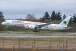 Ryan-airさんが、ペインフィールド空港で撮影したアエロメヒコ航空 787-9の航空フォト(写真)