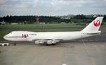 sakuraさんが、成田国際空港で撮影した日本航空 747-246F/SCDの航空フォト(写真)