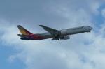 pringlesさんが、那覇空港で撮影したアシアナ航空 767-38Eの航空フォト(写真)