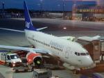 TUILANYAKSUさんが、オスロ国際空港で撮影したスカンジナビア航空 737-683の航空フォト(写真)