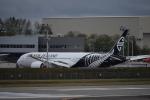 romyさんが、ペインフィールド空港で撮影したニュージーランド航空 787-9の航空フォト(写真)