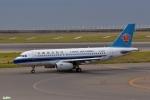 妄想竹さんが、中部国際空港で撮影した中国南方航空 A319-132の航空フォト(写真)