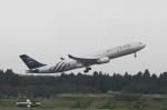 MI-YANさんが、成田国際空港で撮影したチャイナエアライン A330-302の航空フォト(写真)