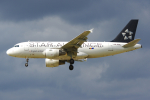 ロンドン・ヒースロー空港 - London Heathrow Airport [LHR/EGLL]で撮影されたブリュッセル航空 - Brussels Airlines [SN/BEL]の航空機写真