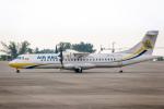Y-Kenzoさんが、ヤンゴン国際空港で撮影したエア KBZ ATR-72-600の航空フォト(写真)