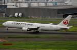 Koba UNITED®さんが、羽田空港で撮影した日本航空 767-346/ERの航空フォト(写真)