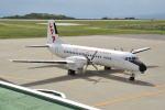 md11jbirdさんが、能登空港で撮影した日本航空学園 YS-11A-500の航空フォト(写真)