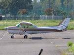 Mame @ TYOさんが、調布飛行場で撮影したアイベックスアビエイション 172P Skyhawk IIの航空フォト(写真)