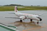 リコッタさんが、能登空港で撮影した日本航空学園 YS-11A-500の航空フォト(写真)