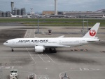 51ANさんが、羽田空港で撮影した日本航空 777-246/ERの航空フォト(写真)