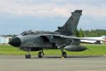Echo-Kiloさんが、カウハバ飛行場で撮影したドイツ空軍 Tornado ECRの航空フォト(写真)