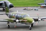 Echo-Kiloさんが、カウハバ飛行場で撮影したフィンランド空軍 PA-31-350 Chieftainの航空フォト(写真)