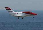 suke55さんが、神戸空港で撮影したホンダ・エアクラフト・カンパニー HA-420の航空フォト(写真)