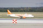 しかばねさんが、フェレンツリスト国際空港で撮影したイージージェット・スイス A320-214の航空フォト(写真)