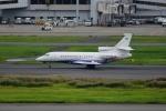matatabiさんが、羽田空港で撮影したダッソー・ファルコン Falcon 7Xの航空フォト(写真)