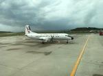 kikiさんが、能登空港で撮影した日本航空学園 YS-11A-500の航空フォト(写真)