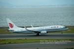 かみきりむしさんが、中部国際空港で撮影した中国国際航空 737-89Lの航空フォト(写真)