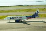 かみきりむしさんが、中部国際空港で撮影した香港エクスプレス A320-232の航空フォト(写真)