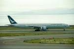 かみきりむしさんが、中部国際空港で撮影したキャセイパシフィック航空 777-367/ERの航空フォト(写真)