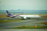 かみきりむしさんが、中部国際空港で撮影したタイ国際航空 777-3D7/ERの航空フォト(写真)