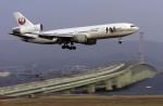 planetさんが、関西国際空港で撮影した日本航空 DC-10-40の航空フォト(写真)