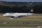 しかばねさんが、フェレンツリスト国際空港で撮影したルフトハンザドイツ航空 A320-214の航空フォト(写真)