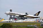 sonnyさんが、成田国際空港で撮影したシンガポール航空 777-212/ERの航空フォト(写真)