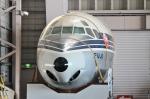 ハピネスさんが、羽田空港で撮影した日本航空 DC-8-32の航空フォト(写真)