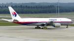 誘喜さんが、クアラルンプール国際空港で撮影したマレーシア航空 777-2H6/ERの航空フォト(写真)