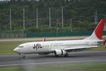 CLIP@h.s.さんが、成田国際空港で撮影したJALエクスプレス 737-846の航空フォト(写真)