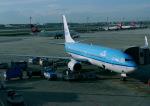 さすけさんが、アタテュルク国際空港で撮影したKLMオランダ航空 737-8K2の航空フォト(写真)