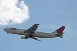 allnipponairwaysさんが、長崎空港で撮影した日本航空 A300B4-622Rの航空フォト(写真)