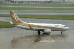 Gambardierさんが、福岡空港で撮影した全日空 737-781の航空フォト(写真)