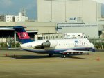 frankさんが、伊丹空港で撮影したアイベックスエアラインズ CL-600-2B19 Regional Jet CRJ-200ERの航空フォト(写真)