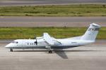 sg-driverさんが、中部国際空港で撮影した国土交通省 航空局 DHC-8-315Q Dash 8の航空フォト(写真)
