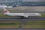 まんぼ しりうすさんが、羽田空港で撮影した日本航空 767-346/ERの航空フォト(写真)